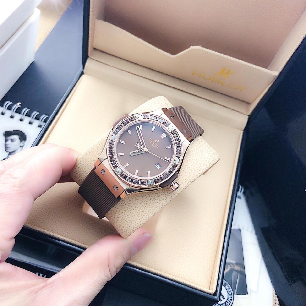 Nơi bán Đồng Hồ Nữ Hublot Diamond FS0039