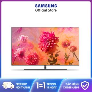 Smart Tivi QLED Samsung 4K 65inch QA65Q9FNAKXXV[Hàng chính hãng, Miễn phí vận chuyển] thumbnail