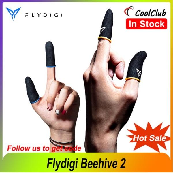 Găng tay gaming Flydigi Wasp Feelers 2 - Bao ngón tay chơi game chống mồ hôi tốt, độ nhạy cao - Hãng phân phối chính thức