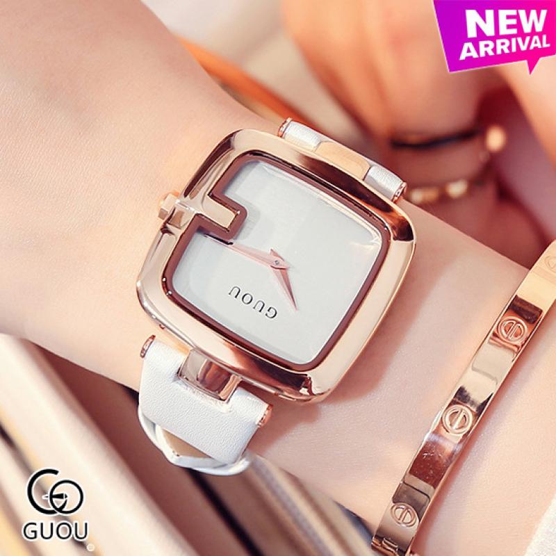 Nơi bán Đồng hồ Nữ GUOU Dây Mềm Mại đeo rất êm tay - Kiểu Dáng Apple Watch