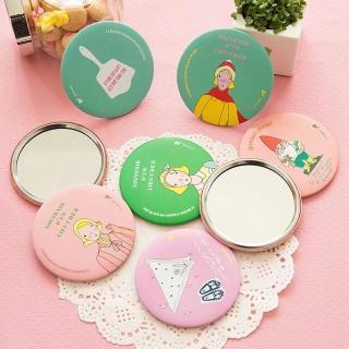 Gương Mini Bỏ Túi Hàn Quốc Siêu Xinh 7cm thumbnail
