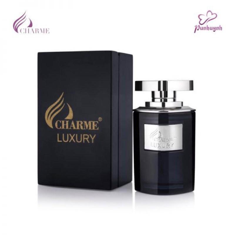 Nước hoa Charme Luxury 80ml mùi nam nhập khẩu