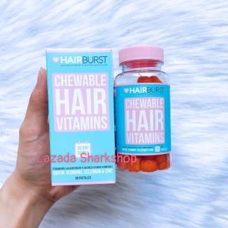 Kẹo dẻo Hairburst Chewable Hair Vitamins 5g 60 Viên Kích Thích Mọc Tóc thumbnail