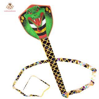 Đồ chơi diều hình rắn dài 7m dành cho trẻ em, chất liệu vải, thích hợp để chơi trong sân vườn hoặc ngoài trời - INTL thumbnail