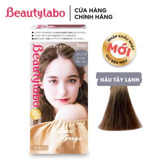 Kem Nhuộm Tóc Thời Trang Beautylabo Vanity 80ml - Nâu Tây Lạnh thumbnail