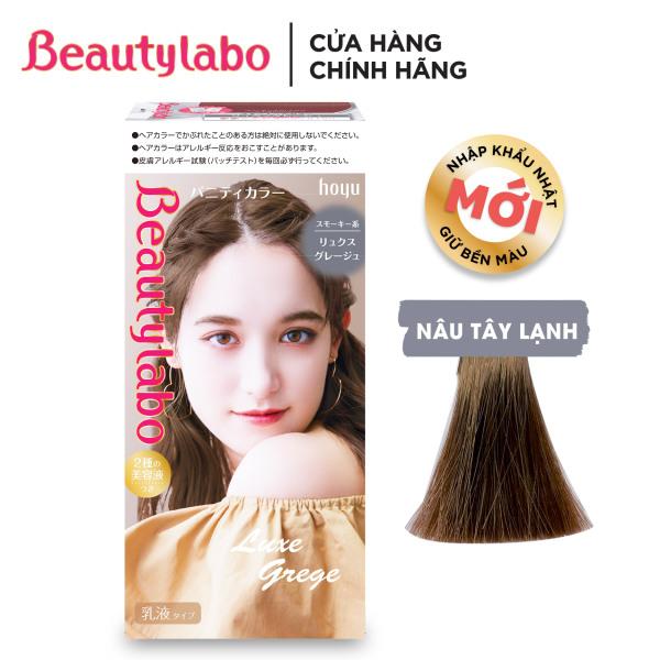 Kem Nhuộm Tóc Thời Trang Beautylabo Vanity 80ml
