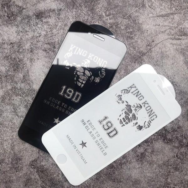 Kính Cường Lực 10D cho Iphone 6 7 8 6plus 7plus 8 plus X XSMax Hàng Việt Nam