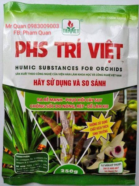Phân bón chuyên lan PHS Trí Việt