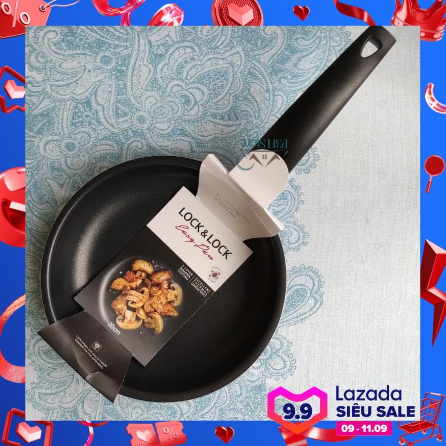 Chảo nhôm chống dính Lock&Lock chảo chiên trứng 20cm LEY1203