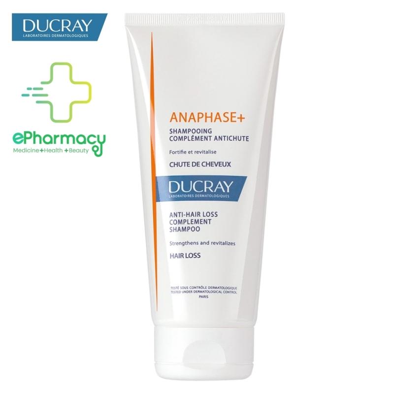 DUCRAY Dầu gội ANAPHASE+ Shampoo phục hồi, ngăn ngừa rụng tóc & hỗ trợ mọc tóc 200ml giá rẻ
