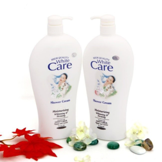[Mịn Màng Quyến Rũ - Ngăn tia UV] COMBO 2 CHAI Sữa tắm Care chai SIÊU TO 1200ml hương thơm quyến rũ - Sữa tắm Dê Care cho làn da mịn màng như lụa thumbnail