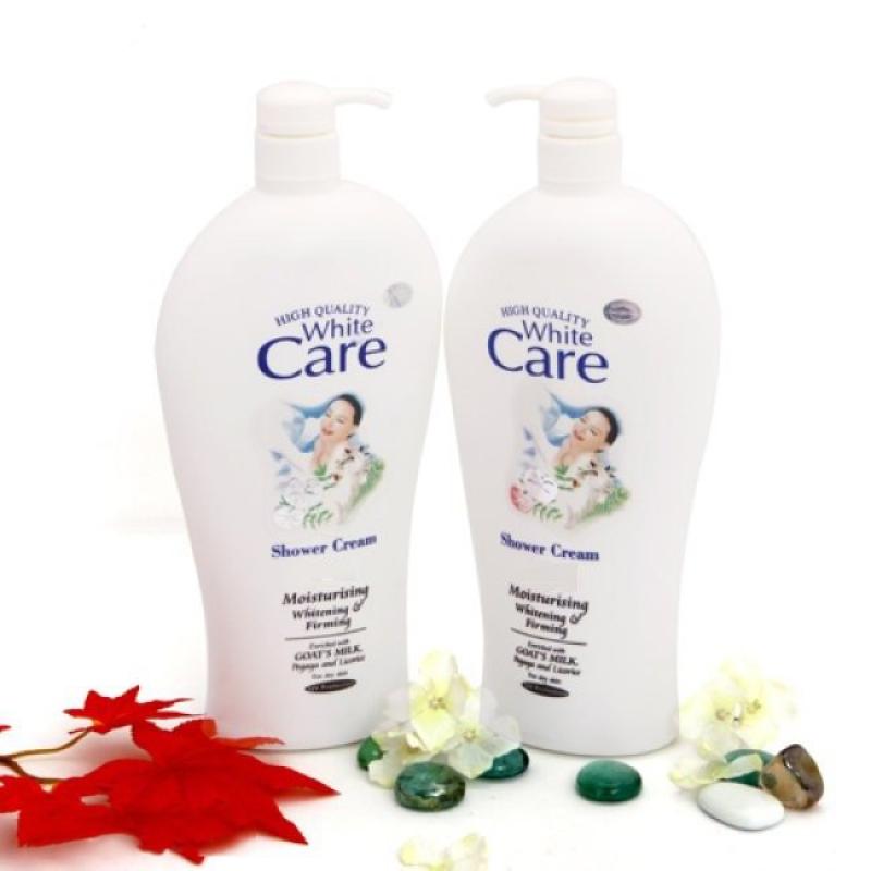 [M] [Mịn Màng - Quyến Rũ] COMBO 2 CHAI Sữa tắm Care 9X CHAI TO 1200ml HÀNG CHUẨN THÁI hương thơm quyến rũ - Sữa tắm Dê Care Mùi hương dịu nhẹ cho làn da mịn màng như lụa - giúp dưỡng ẩm và cung cấp các dượng chất