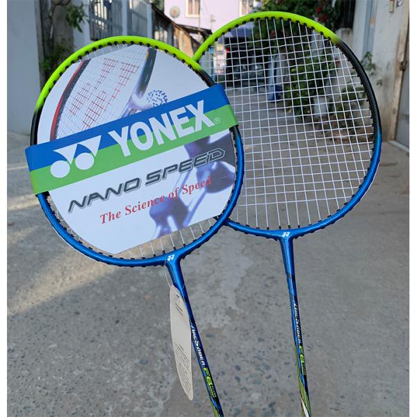 Bảng giá Bộ 2 vợt cầu lông khung nhôm Yonex Y5343 tặng kèm túi đựng
