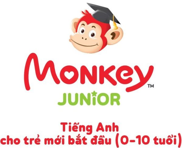 Bảng giá Monkey Junior 1 năm - Phần mềm đa ngôn ngữ cho trẻ em Phong Vũ