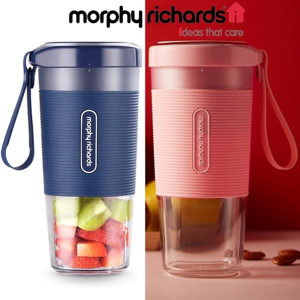 Máy xay sinh tố cầm tay sạc điện MORPHY RICHARDS (máy xay sinh tố mini cầm tay MR9600)