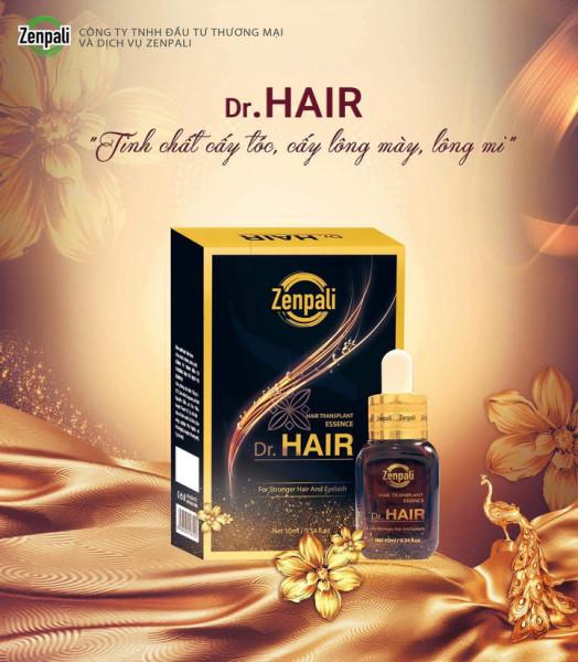 [CAM KẾT CHÍNH HÃNG] Tinh Chất Dài Mi Mọc Tóc Dr Hair Zenpali cao cấp