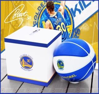 Bóng Rổ NBA Stephen Curry Size Số 7 Da PU Cao Cấp Tiêu Chuẩn Thi Đấu Phù Hợp Sân Bóng Rổ Outdoor Và Indoor thumbnail