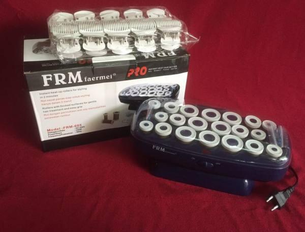 máy uốn lô FRM có trục nỉ nhung chống bỏng tay