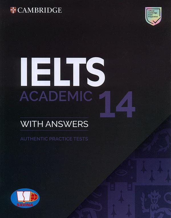 Cambridge IELTS 14 - Academic (kèm 2 CD)