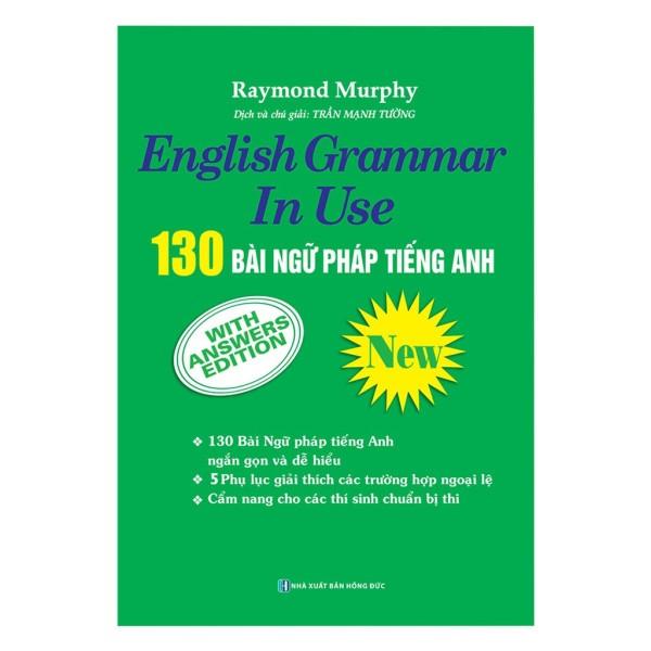 Sách -130 Bài Ngữ Pháp Tiếng Anh (Tái Bản) - 4321583279512