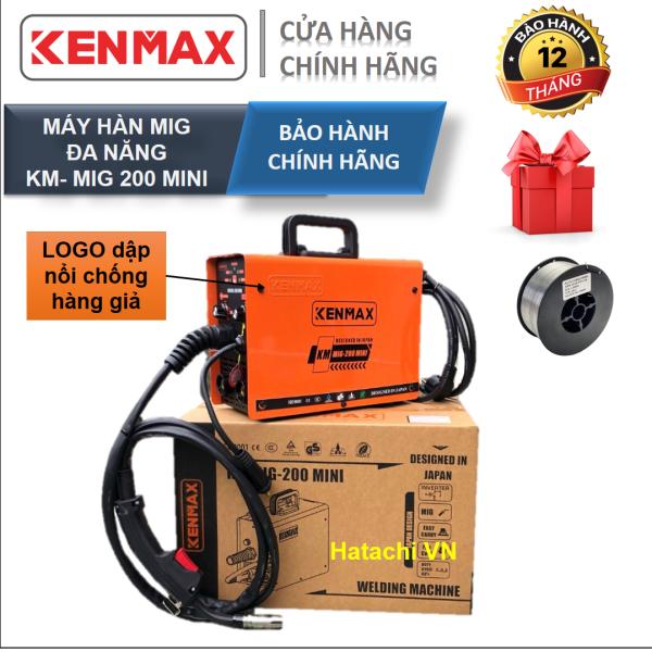 Máy hàn | Máy hàn Mig Kenmax 200 - 3 chức năng
