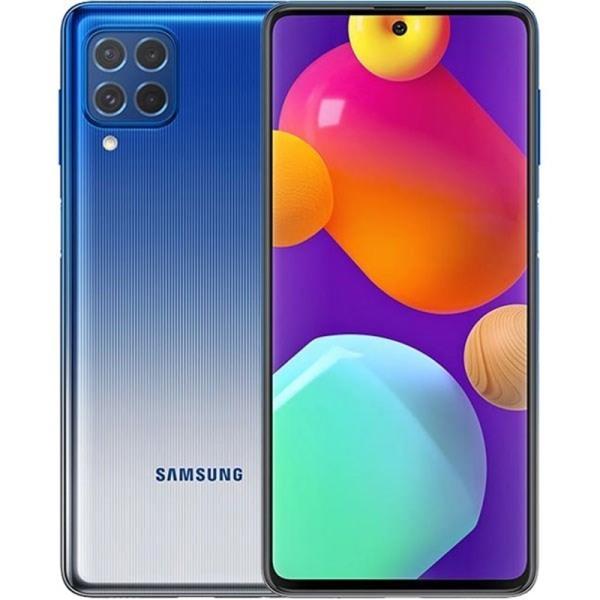 Điện thoại SAmsung Galaxy M32 (8GB/128GB) nguyên seal, chính hãng, MỚI 100%, Pin khủng 6000 mAh, Camera trước: 20 MPh, Màn hình: Super AMOLED6.4Full HD+, Camera sau: Chính 64 MP & Phụ 8 MP, 2 MP, 2 MP, Chip: MediaTek Helio G80