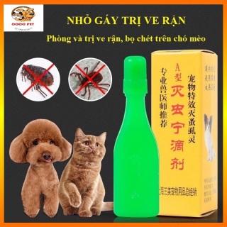 Lọ Nhỏ Gáy Diệt Ve Rận Bọ Chét Cho Chó Mèo thumbnail