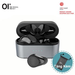 OIO tai nghe bluetooth 5.0 không dây Teno 3 màu đen tai nghe thông minh sạc nhanh thiết kế cảm biến cảm ứng và điều khiển âm lượng khử tiếng ồn tự động - INTL thumbnail
