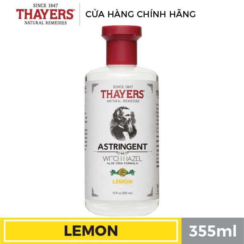 Nước hoa hồng THAYERS - Hương Chanh 355ml