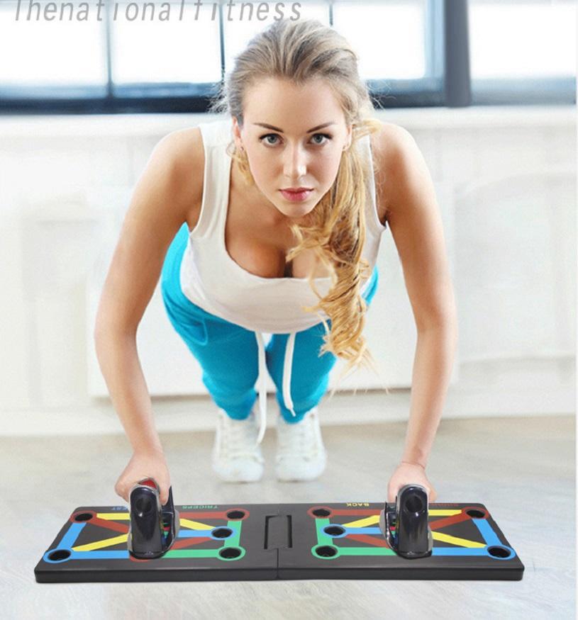 [SALE] Dụng cụ tập thể dục cách tay - Dụng cụ hỗ trợ tập tập luyện sức khỏe ở nhà -  Dụng cụ tập thể dục cá nhân - Dụng cụ tập luyện thể dục