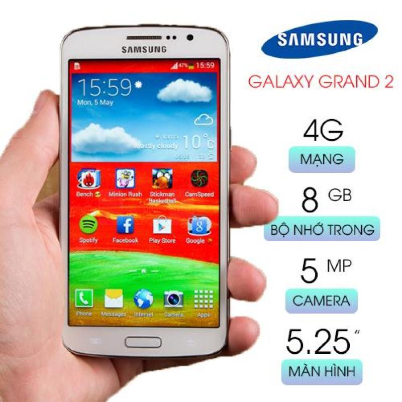 Điện thoại Samsung Galaxy Grand 2 giá rẻ hỗ trợ 4G