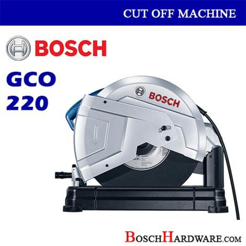 Máy cắt sắt GCO 220