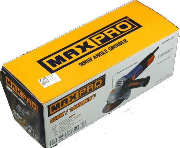 4inch (100mm) Máy mài góc 950W Maxpro MPAG950/100
