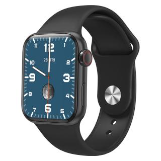 [TỔNG XẢ KHO] Đồng Hồ Apple Watch Giá Rẻ, ĐỒNG HỒ THÔNG MINH HW12, ĐỒNG HỒ LOẠI TỐT, Có Tiếng Việt, Màn Hình 1.57 Inch, Cảm Ứng Cực Mượt, Theo Dõi Sức Khỏe, Màn Hình Tràn Viền, Bluetooth5.2, Chống Nước IP 67. Pin Cực Trâu thumbnail