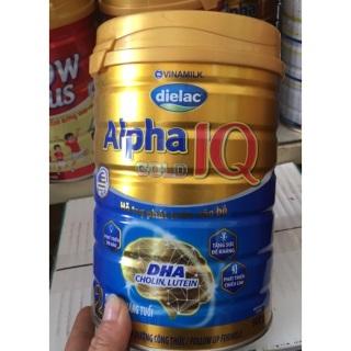 Sữa bột Dielac Alpha Gold IQ Step 2 900g ( 6 đến 12 tháng) thumbnail