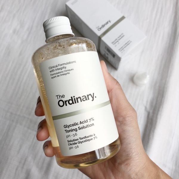 (Bản Canada) Toner Tẩy Da Chết The Ordinary Glycolic Acid 7% Toning Solution