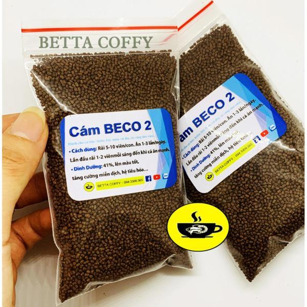 Cám Beco 2 - Thức ăn cá cảnh - Gói nhỏ 40g