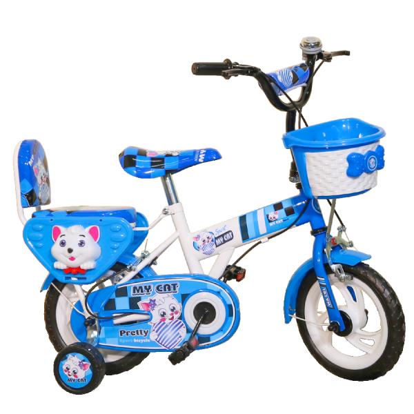 Mua [ SÁNG ĐẶT, CHIỀU GIAO TẬN NHÀ ] Xe đạp trẻ em Nhựa Chợ Lớn 12 inch K87 - M1609-X2B