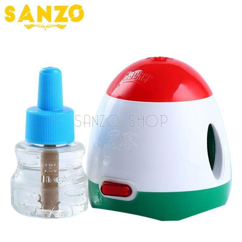 Đèn Xông Tinh Dầu Đuổi Muỗi Tiện Ích Đuổi muỗi bằng tinh dầu thiên nhiên an toàn cho người sử dụng