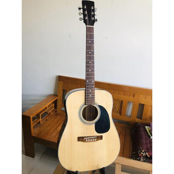 Đàn guitar Acoustic DD120X có EQ - đàn ghi-ta đệm hát ghita dáng Dreadnought Duy Guitar Store