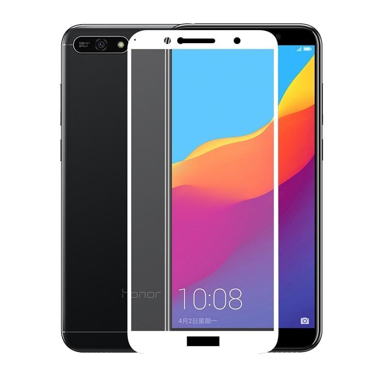 Kính cường lực Full màn Huawei Y6 Prime Trắng