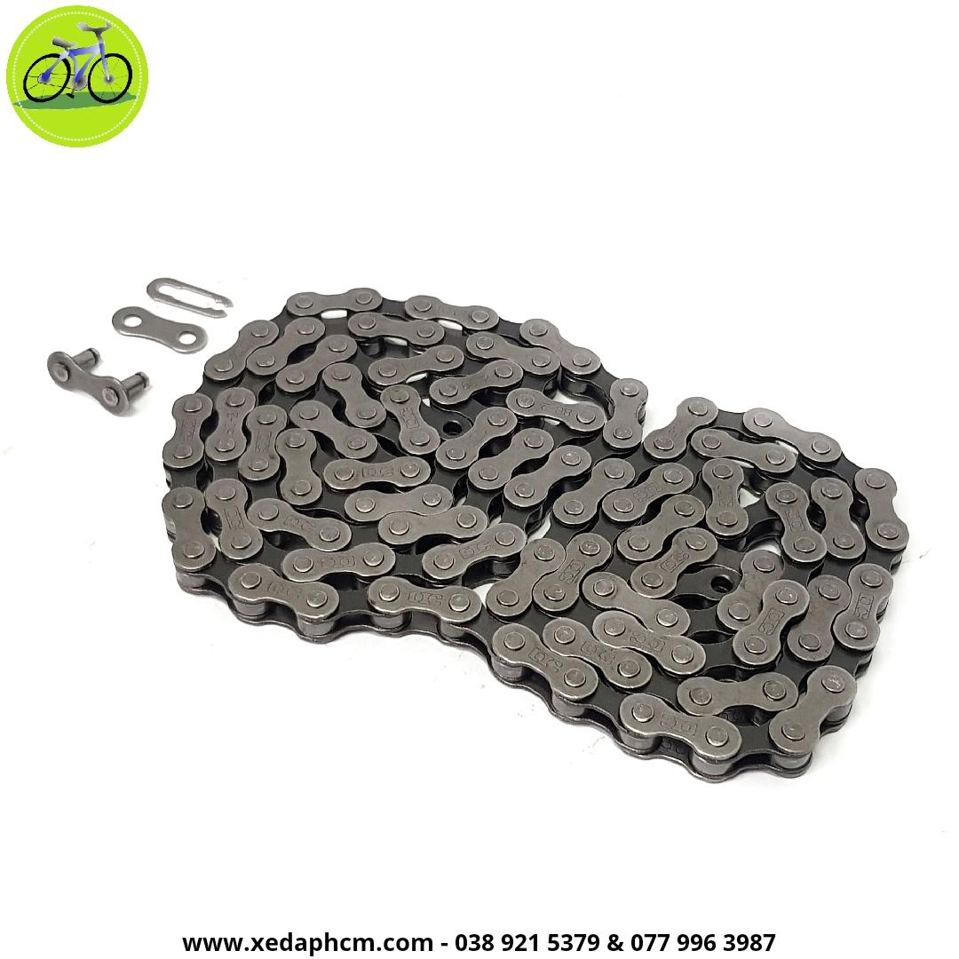 [HCM]Xích sên xe đạp KMC CIC Cho loại phổ thông Martin Asama Mini loại 1 líp 1 đĩa
