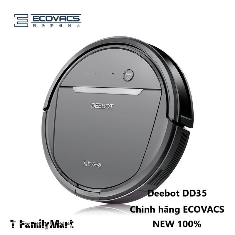 Robot hút bụi lau nhà 2in1 ECOVACS Deebot DD35-T FamilyMart