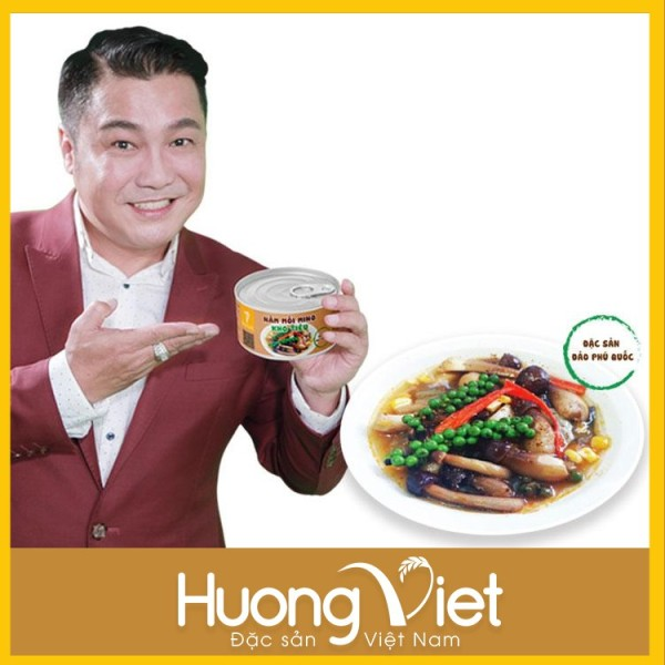 [ĂN CHAY] Nấm mối đen kho tiêu đặc sản Phú Quốc 150g, thực phẩm chay