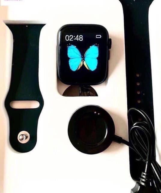Đồng hồ thông minh T500 V3 cao cấp - series 4 - bảo hành 6 tháng