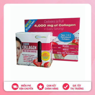 NƯỚC UỐNG LIQUID COLLAGEN ONE PER DAY DRINK MIX MỸ 300ML thumbnail