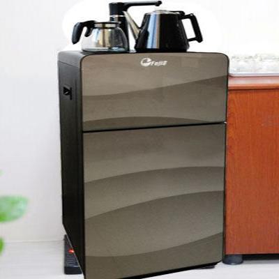 Cây nước nóng lạnh kết hợp bàn pha trà, cafe FujiE WD1170E [ làm lạnh bằng chíp ]