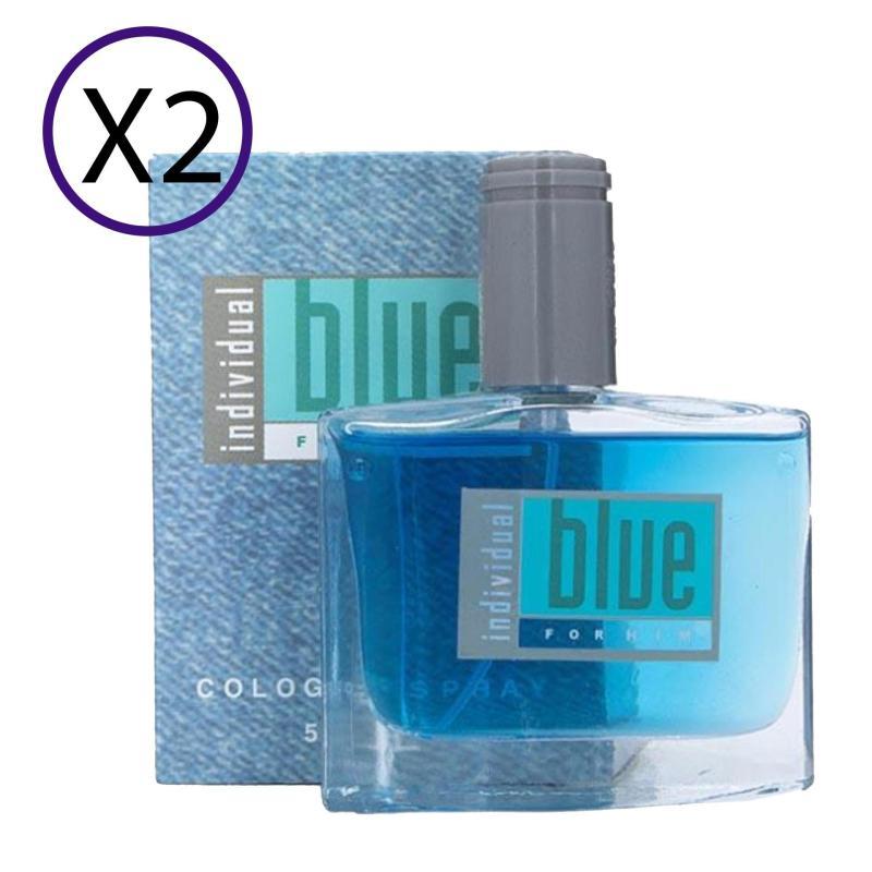 Bộ 2 Nước Hoa Nam Blue For Him 50ml cao cấp