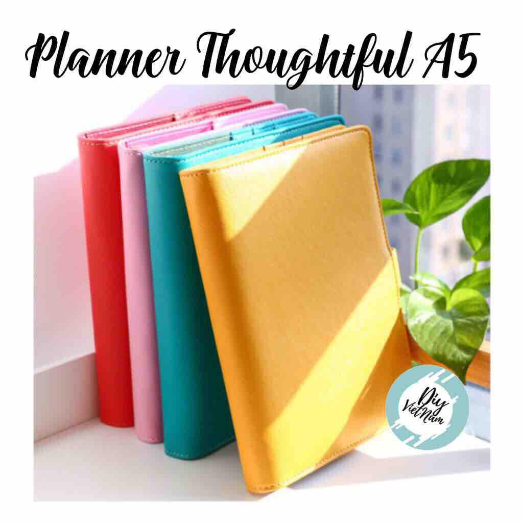Mua Planner Thoughtful A5