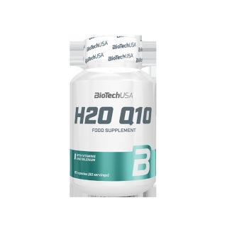 Viên Uống Hỗ Trợ Tim Mạch CoQ10 Coenzyme BiotechUSA Hộp 60 Viên thumbnail
